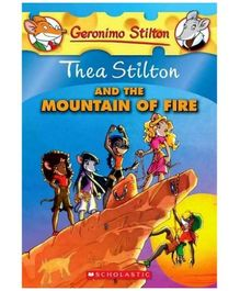 Scholastic - Thea Stilton And The Mountain Of Fire Book