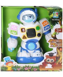 Fab N Funky - Robot Enlightenment Blue