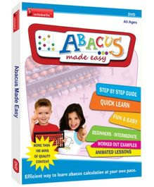 Infobells - Abacus Made Easy DVD