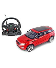 Rastar Range Rover Evoque With Steering Wheel Controller Car