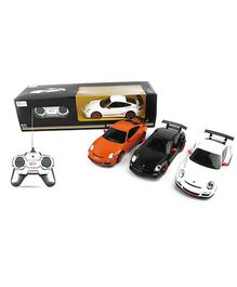 Rastar - Radio Control Porsche GT3RS Toy Car
