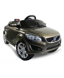 Rastar Battery Operated Ride On Car - Green