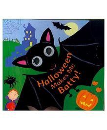 Random House - Halloween Makes Me Batty Story Book