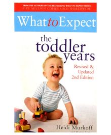Simon and Schuster - What To Expect - The Toddler Years - English