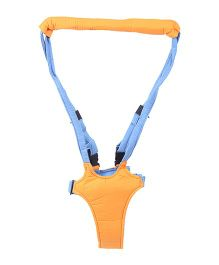 Moonwalk 1 Way Baby Walking Harness - Orange
