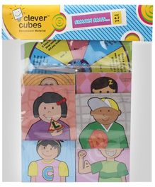 Clever Cubes - Simon Says Game