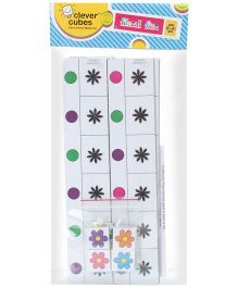 Clever Cubes Floral Fun Game