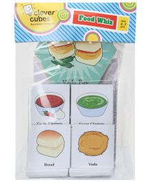 Clever Cubes - Food Whiz Game