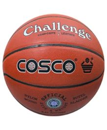 Cosco Challenge Orange Basket Ball