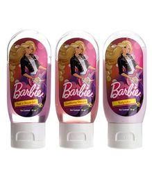 Barbie Skin And Hair Care Set Rock Star Handbag