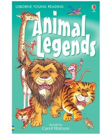 Usborne - Animal Legends Book