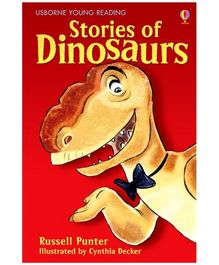 Usborne - Stories Of Dinosaurs Book