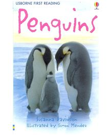 Usborne - Penguins Book