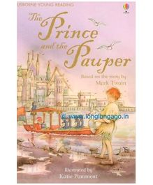 Usborne - The Prince And The Pauper Book