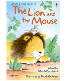 Usborne - The Lion And The Mouse Book
