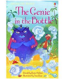 Usborne - The Genie In The Bottle Book