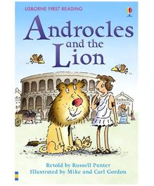 Usborne - Androcles And The Lion Book
