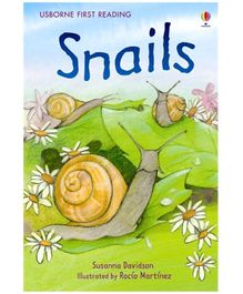 Usborne - Snails Book