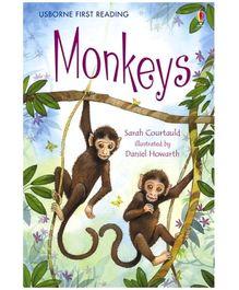 Usborne - Monkeys Book