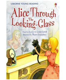 Usborne - Alice Through The Looking Glass Book