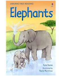 Usborne - Elephants Book