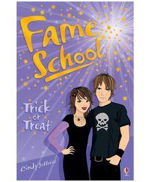 Usborne - Fame School Trick Or Treat Book