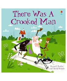 Usborne - There Was A Crooked Man Book