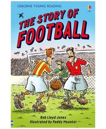 Usborne - The Story Of Football Book