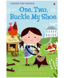 Usborne - One Two Buckle My Shoe