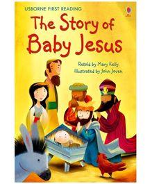 Usborne - The Story of Baby Jesus