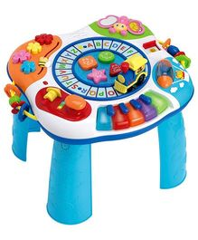 Winfun Letter Train And Piano Activities Table
