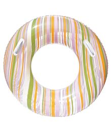 Bestway Striped Swim Tube (Color & Design May Vary)