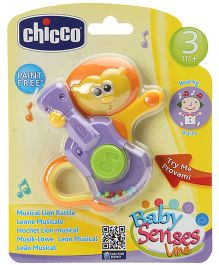 Chicco Musical Lion Rattle