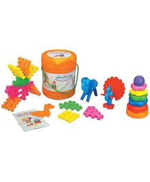Girnar Nursery Kit - Multi Color