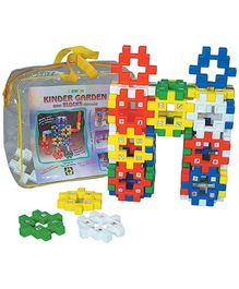 Girnar Kindergarten Blocks Hindi - Multi Color