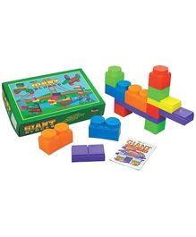 Girnar Giant Blocks - Multi Color