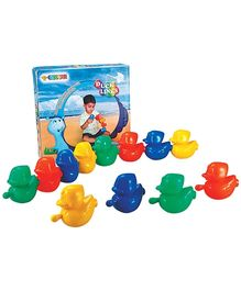 Girnar Duck Links Blocks - Pack Of 11 Pieces