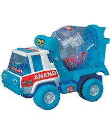 Anad Friction Cement Mixer (Color May Vary)