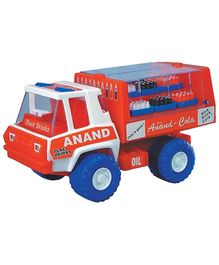 Anand Friction Cola Van - LW AT011