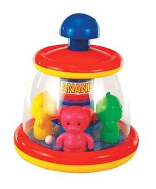 Anand Teddy Go Round Toy - LW-AT022