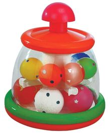 Anand Roll About Ball Top Toy - LW AT024