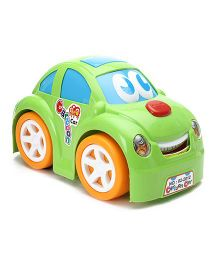 Luvely - Cartoon Car Toy Green