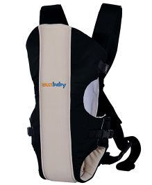 Sunbaby 3 Way Baby Carrier - Black