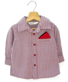 Beebay - Gingham Checks Shirt