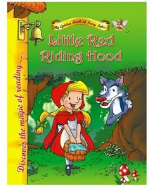 Jolly Kids Little Red Riding Hood Story Book