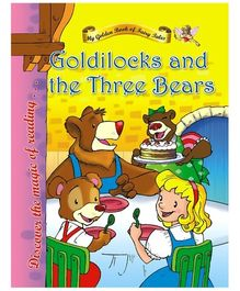 Jolly Kids Goldilocks And The 3 Bears Story Book