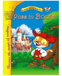 Jolly Kids Puss In Boots Story Book