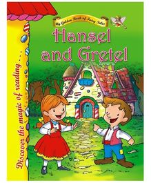 Jolly Kids Hansel And Gretel Story Book