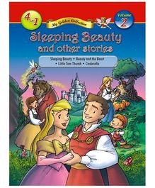 Jolly Kids Sleeping Beauty And Other Stories Book - Volume 2