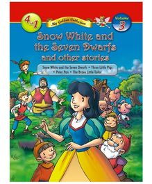 Jolly Kids Snow White And The Seven Dwarfs And Other Stories Book - Volume 3